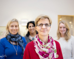 Akademiker, Jasminka med kollegor
