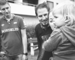 Cecilia Ohmér, Niklas, Martin Martinsson och Elwynn