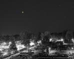 """Natten till måndag den 28e september 2015 ska månen färgas röd. Det är ett fenomen som uppstår när jorden hamnar mellan månen och solen vilket leder till att jorden kastar en skugga på månen. Men månen är inte bara """"blodmåne"""" utan även fullmåne. Det kallas för """"Supermåne"""""""