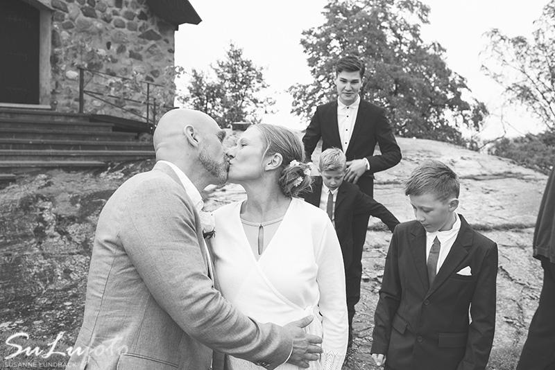 Bodil & Henriks bröllop