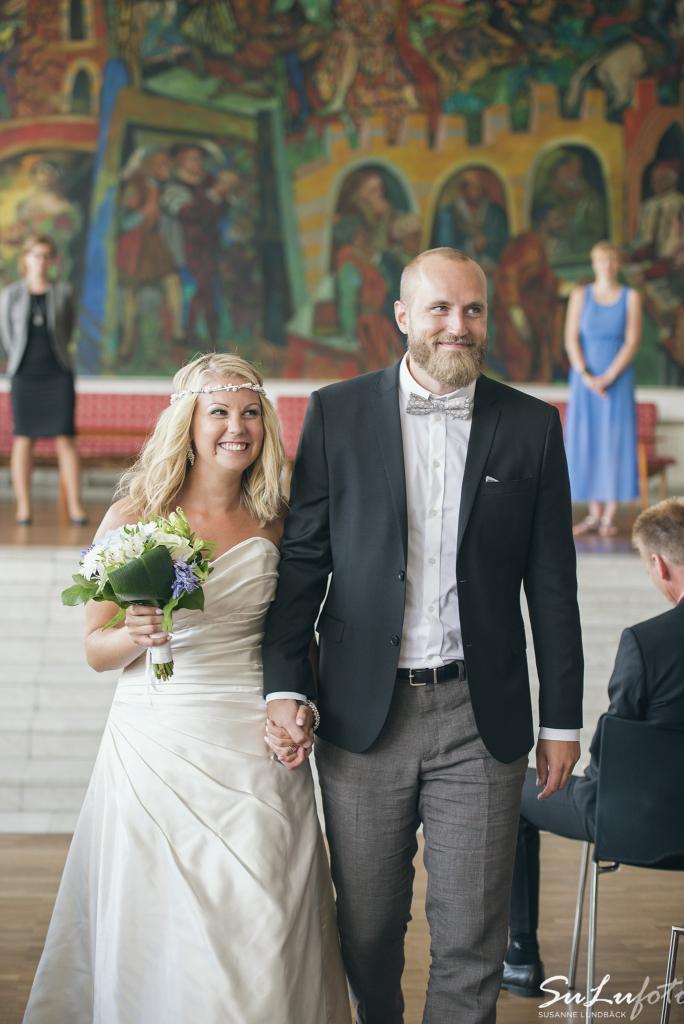 Bröllop Carro & Johan