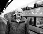 Per Rosenberg är enhetschef och miljösamordnare i Linköpingsstift, som är på väg att bli klimatneutrala. När de måste resa väljer de tåget.